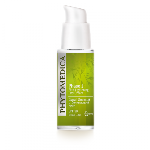 Phytomedica. Phase I. Skin Lightening Day Cream SPF 30 401752